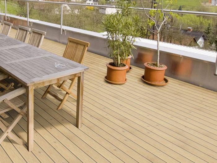 terrasse beinbauer holz. Black Bedroom Furniture Sets. Home Design Ideas